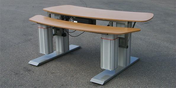 Granskningsbord för medicinskt bruk