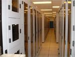Datahall/Serverrum, uppbyggd med moduler (Containermetodik)