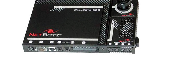 WallBotz500, exempel på övervakningssystem